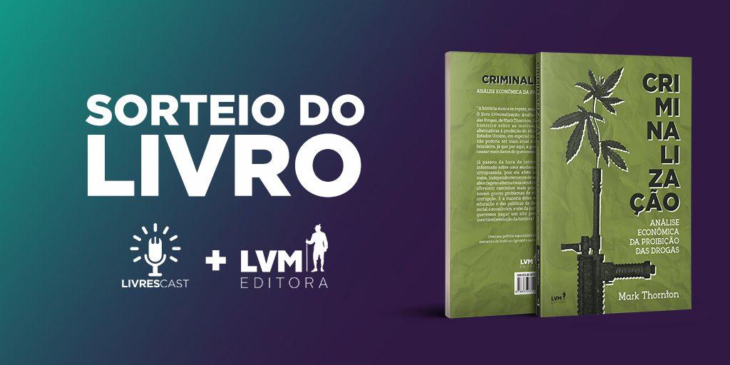 Livres sorteia livro em parceria com a LVM Editora