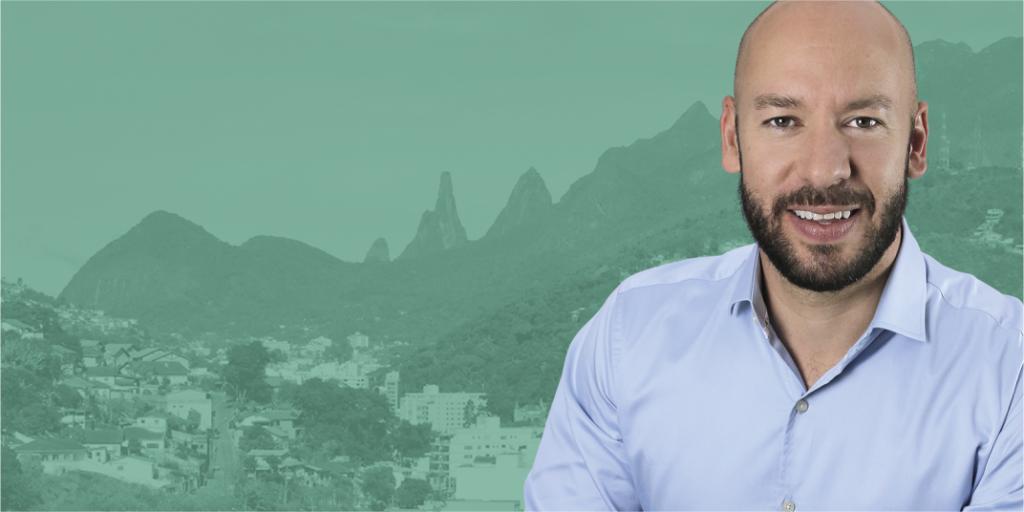 Quem é Vinicius Claussen, o primeiro prefeito eleito do Livres?