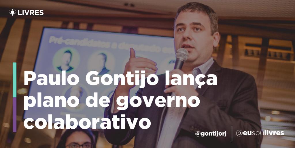Paulo Gontijo lança Plano de Mandato Colaborativo