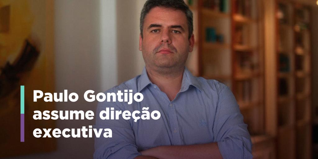 Paulo Gontijo é o novo diretor executivo do Livres!