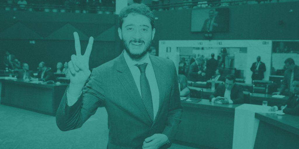 Gabriel Azevedo em Guia Prático para deputados