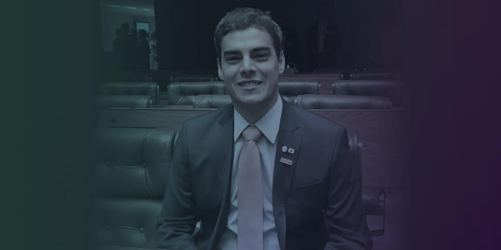 Tiago Mitraud abre mão de privilégios parlamentares