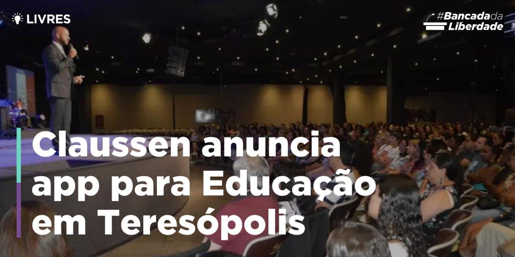 """App """"Mira"""" vai digitalizar Educação em Teresópolis"""