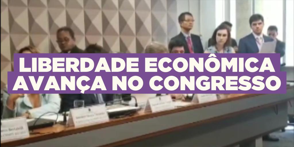Comissão Especial aprova relatório da MP da Liberdade Econômica