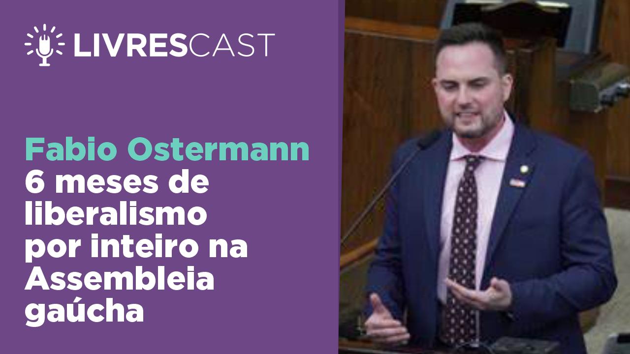 Fabio Ostermann: 6 meses de um liberal na Assembleia