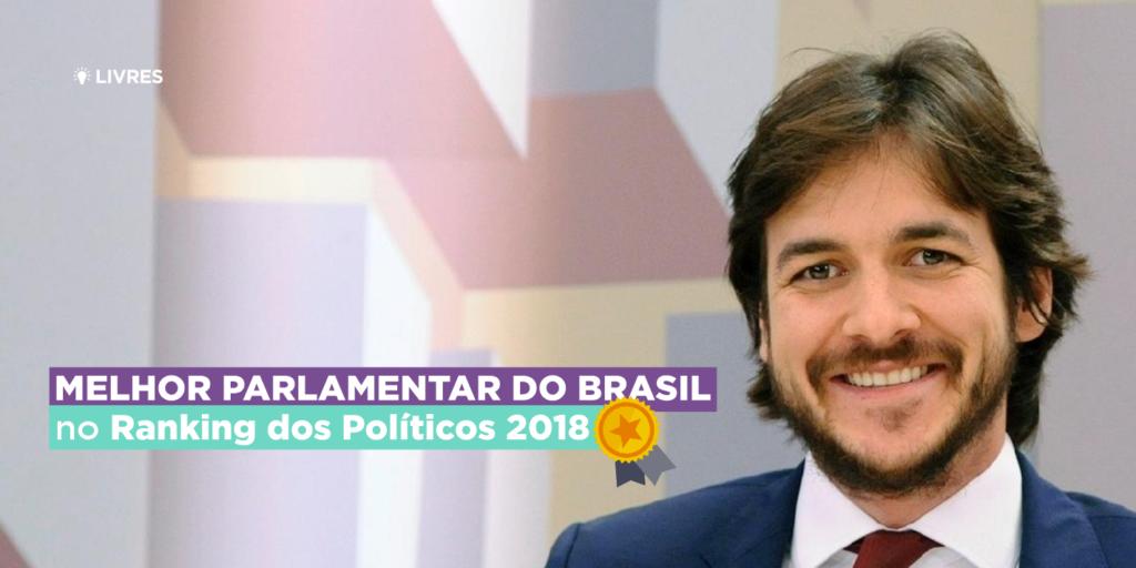 Pedro Cunha Lima agora é Livres!