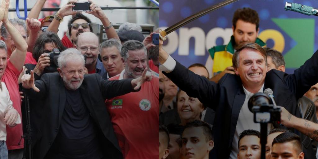 Em crise de Covid, Lula e Bolsonaro banalizam a vida. Como chegamos a isso?