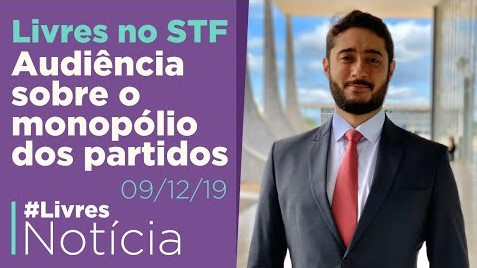 STF debate candidaturas independentes
