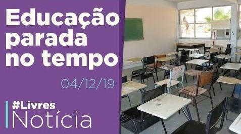 Brasil passa vergonha no PISA. De novo.
