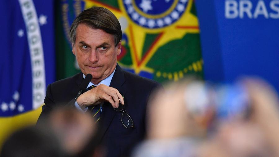 Demos uma nota para o primeiro ano de Bolsonaro