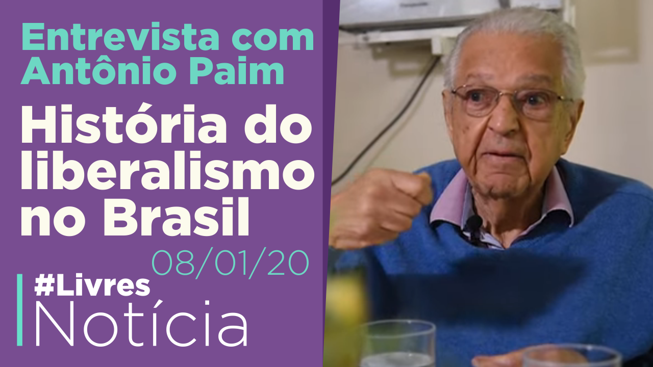 Como o liberalismo chegou no Brasil?