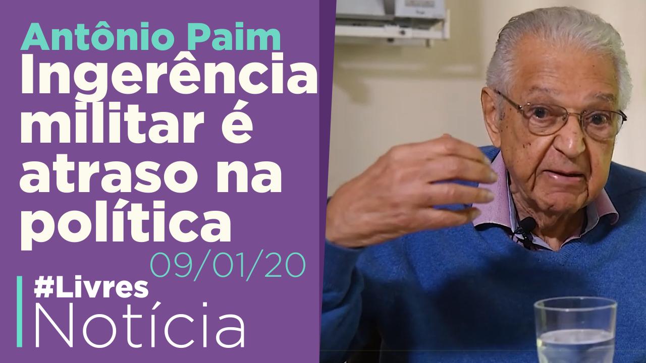 Liberais contra a tradição autoritária do Brasil