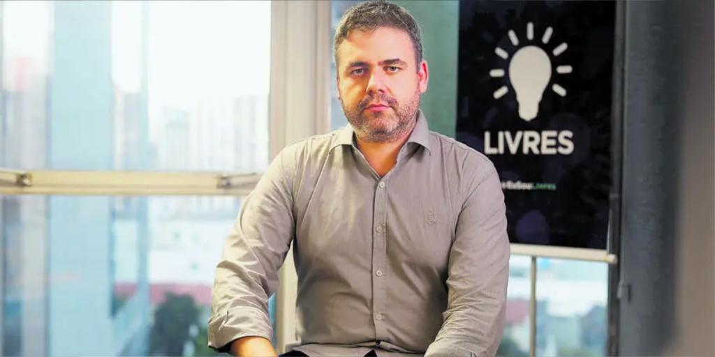 Integralmente dedicado ao Livres, Paulo Gontijo não será candidato em 2020