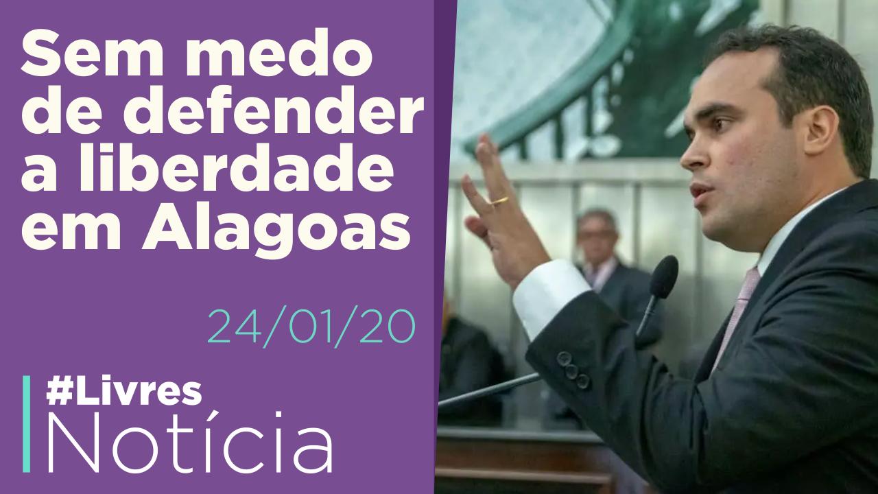 Privatizando em Alagoas: conheça Davi Maia