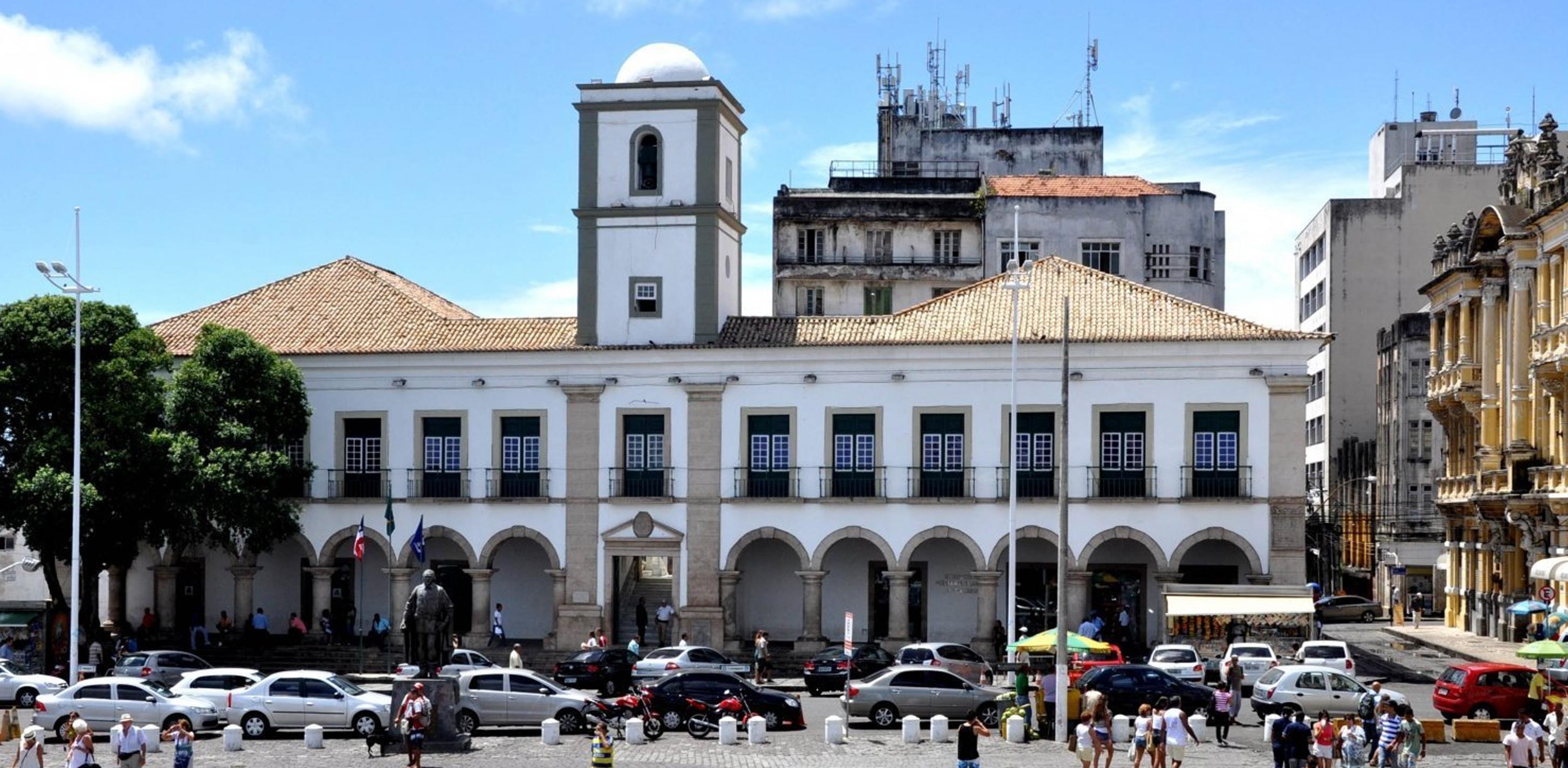 Os vereadores que mais faltam na Câmara de Salvador