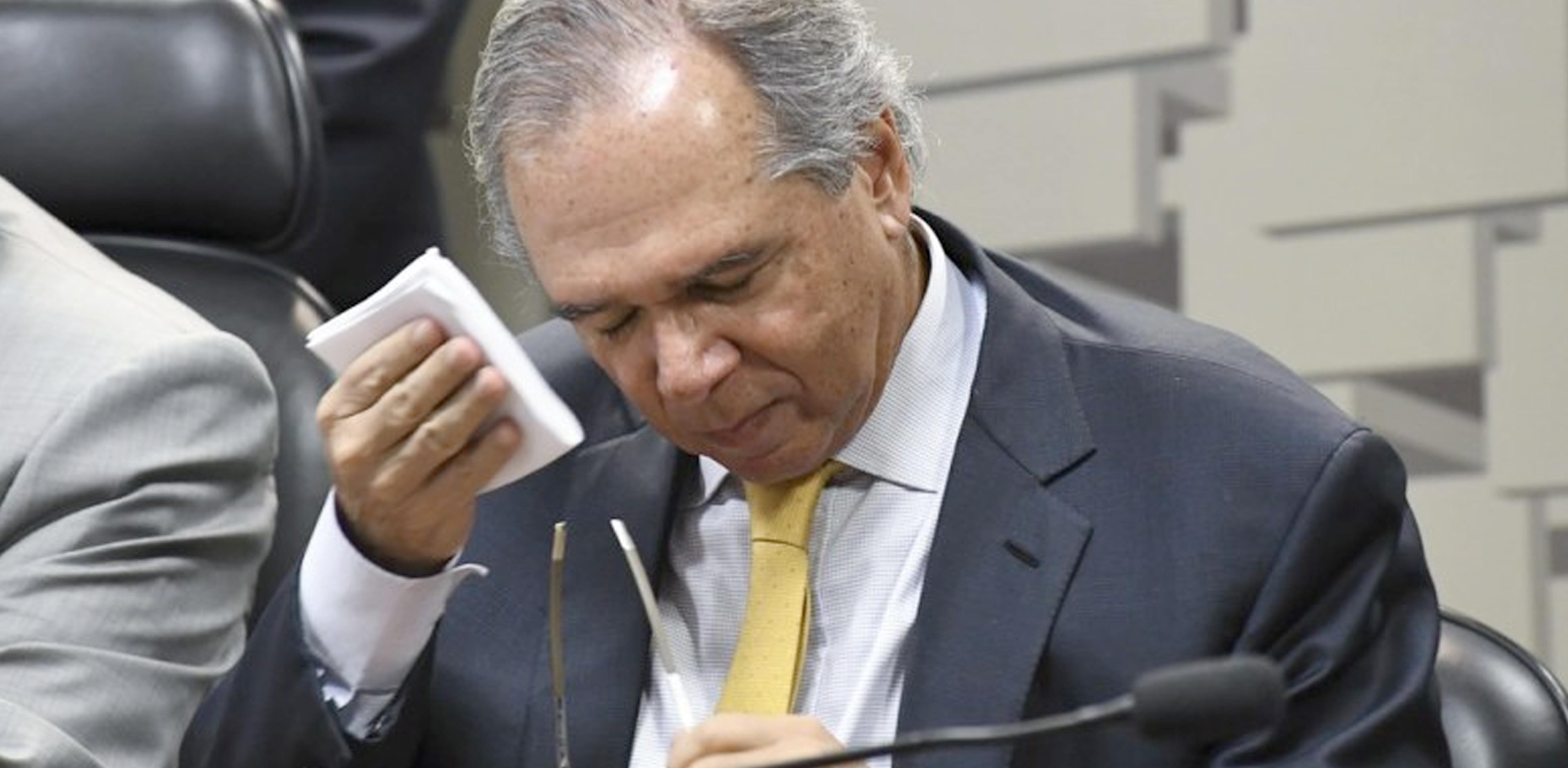 400 dias de governo, e como está o Paulo Guedes?
