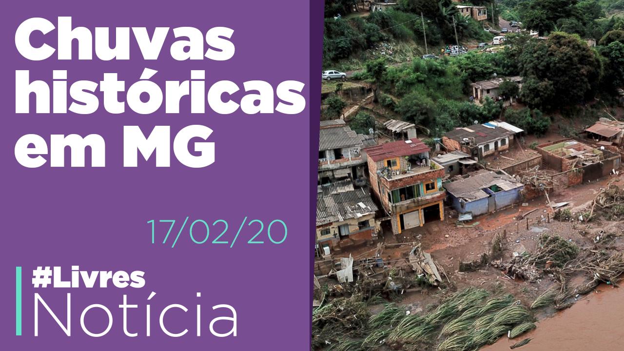 Belo Horizonte debaixo d'água: onde erramos?