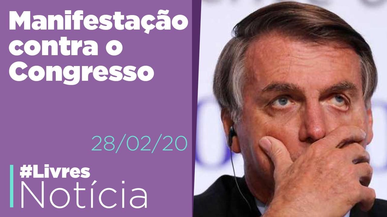 Bolsonaro aposta na divisão do país