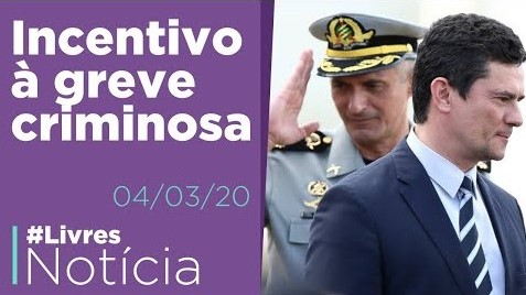 Moro precisa demitir o diretor da Força Nacional