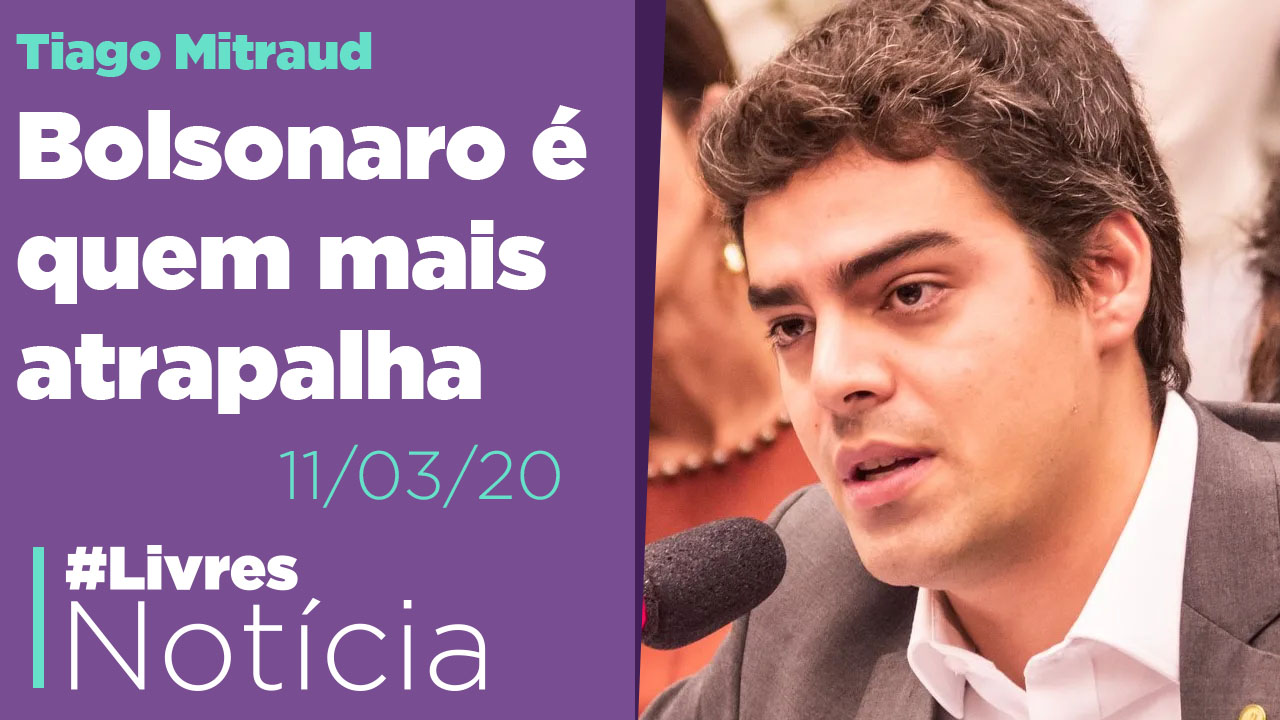 Reformas já, apesar de Bolsonaro