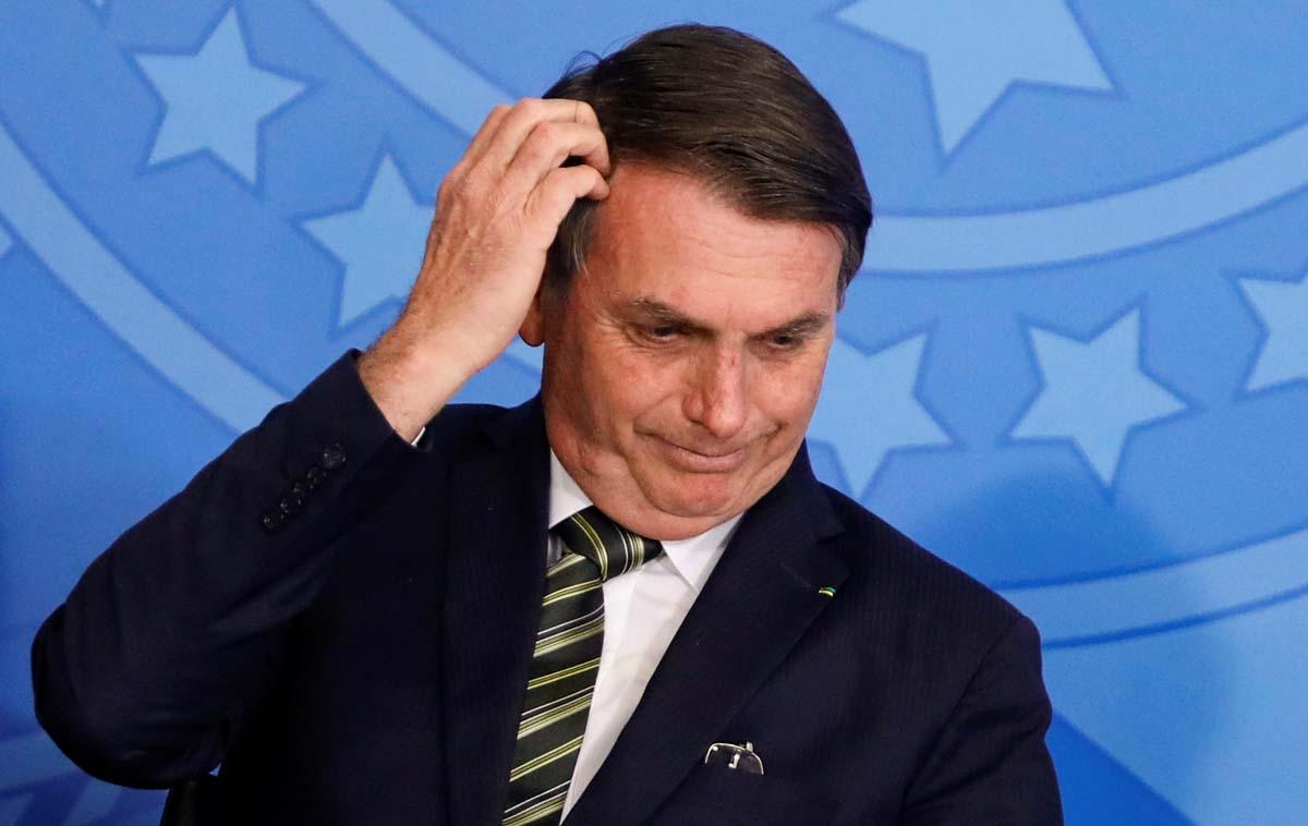 Para Bolsonaro, o Brasil realmente está acima de tudo?