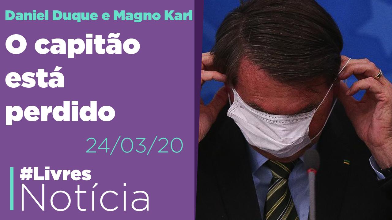 MP 927: os improvisos atrapalhados de Bolsonaro