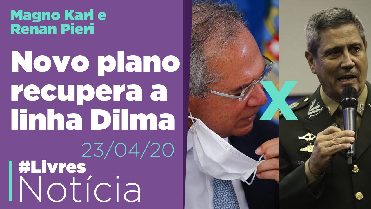 Guinada estatista no governo Bolsonaro?
