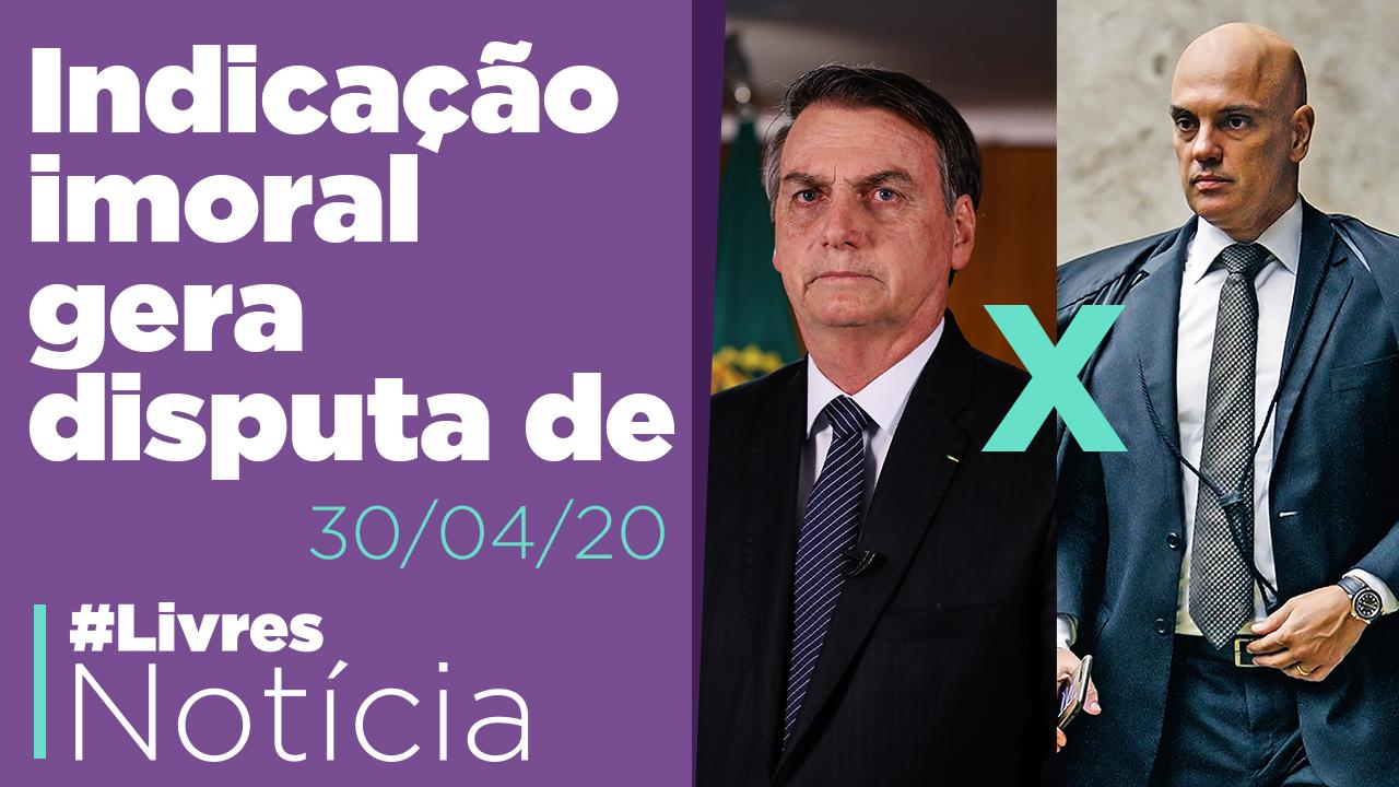 Barrado pelo STF, Bolsonaro volta atrás