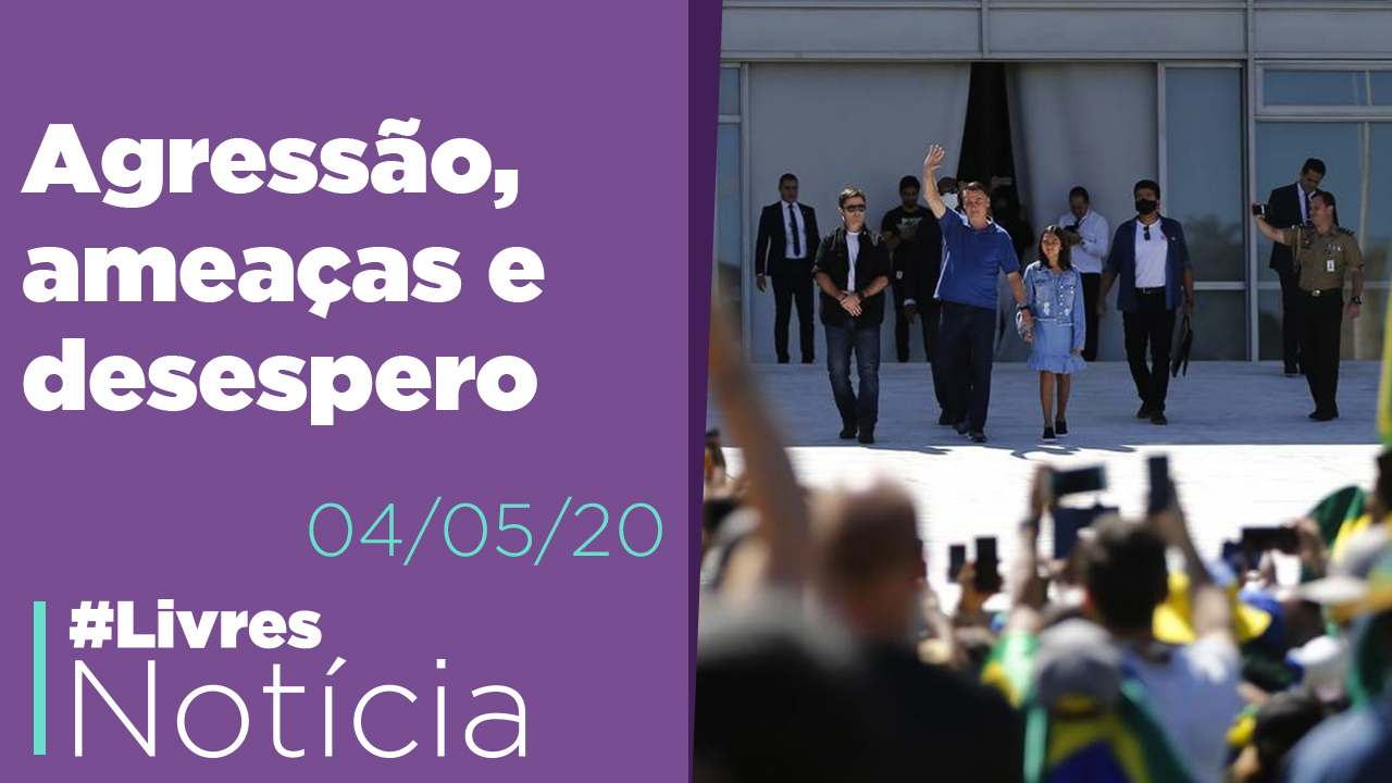 Acuado, Bolsonaro aumenta radicalismo