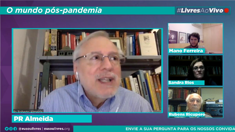 """""""Somos o homem doente da América Latina"""", diz Paulo Roberto de Almeida"""