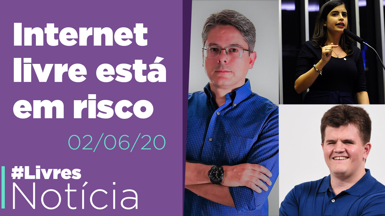 Riscos pra liberdade de expressão e democracia liberal no Brasil