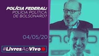 LivresAoVivo: A polícia política de Bolsonaro