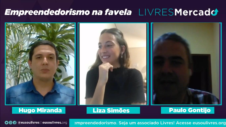 LivresMercado: Empreendedorismo na favela