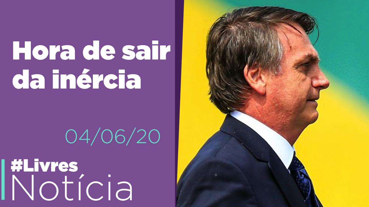 Defesa da democracia, Desperdício, Escândalo no Rio e Banalização da vida