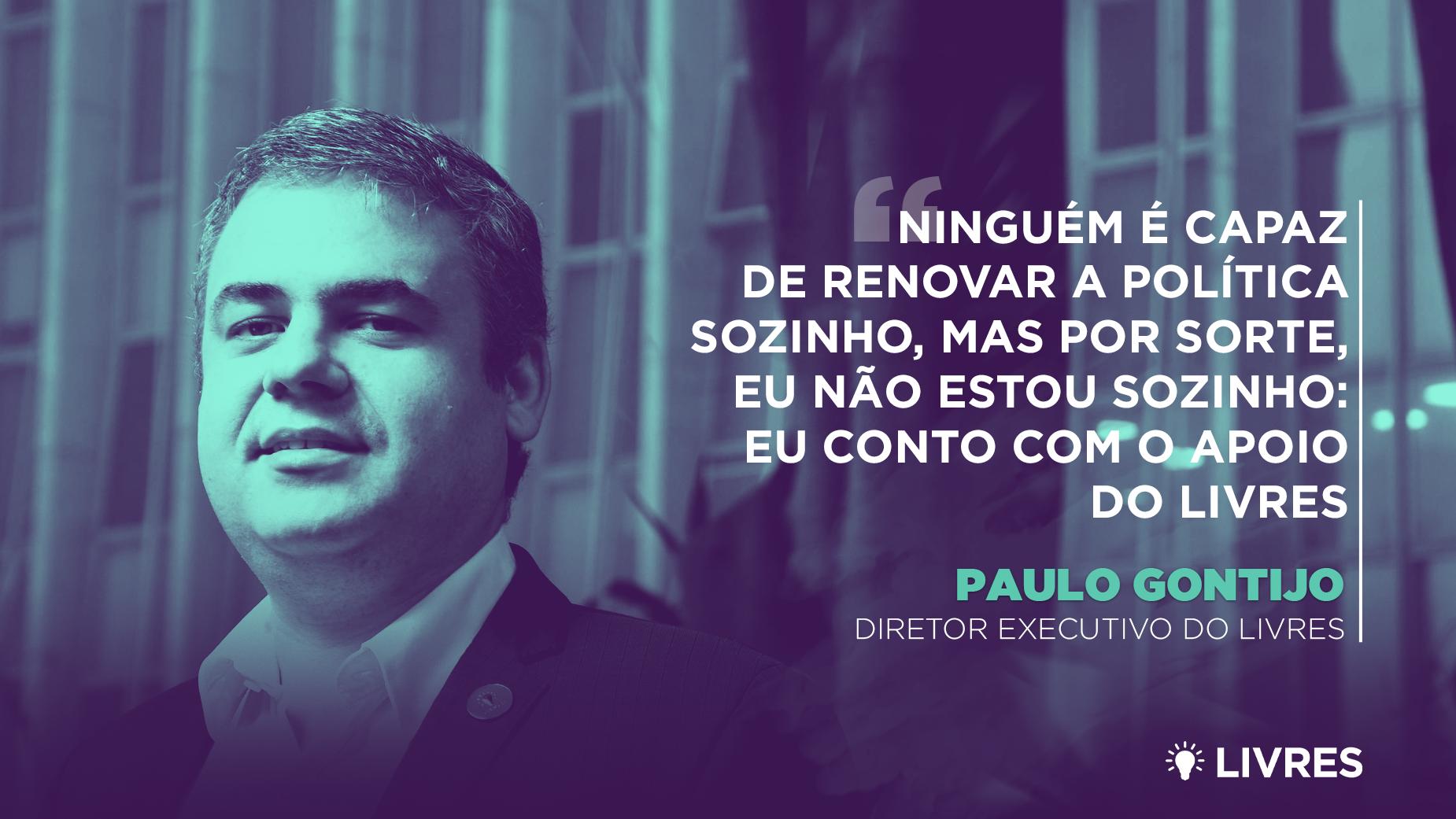 Você vai gostar de conhecer a história de Paulo Gontijo
