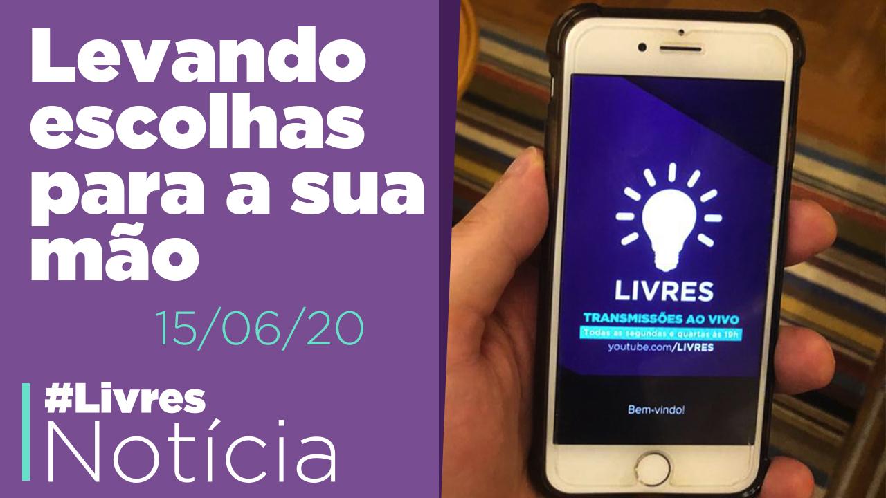 Aplicativo do Livres, Renda básica, Setorial Luís Gama
