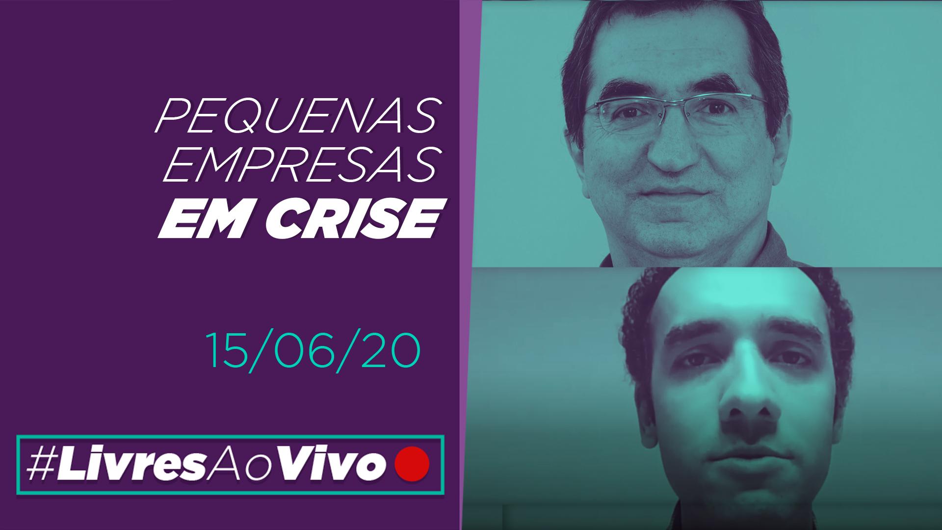 Marco Bonomo e Paulo Ribeiro: Pequenas empresas em crise
