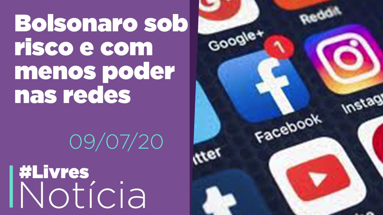 Facebook contra Bolsonaro, Guinada no discurso, Adiamento do Enem