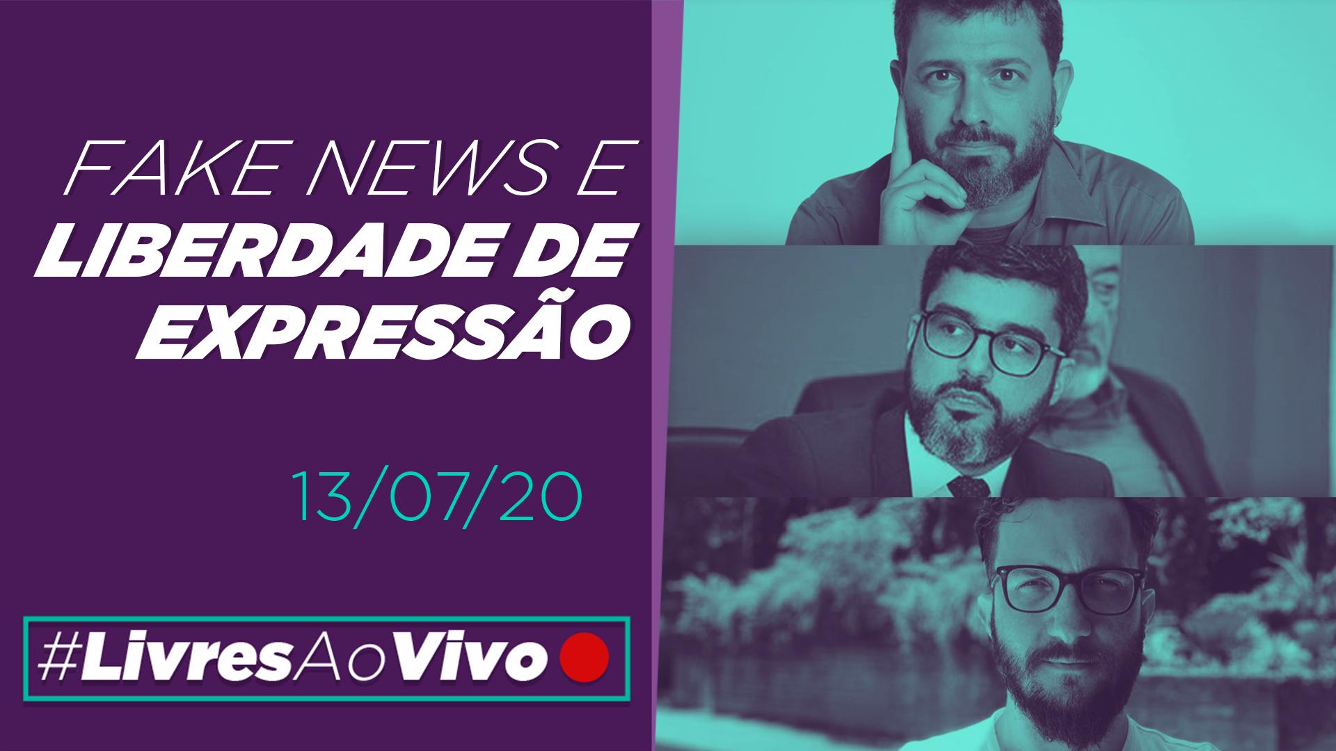 Fake news e liberdade de expressão | Debate com Pedro Doria, Adrualdo Catão e Fabrício Pontin