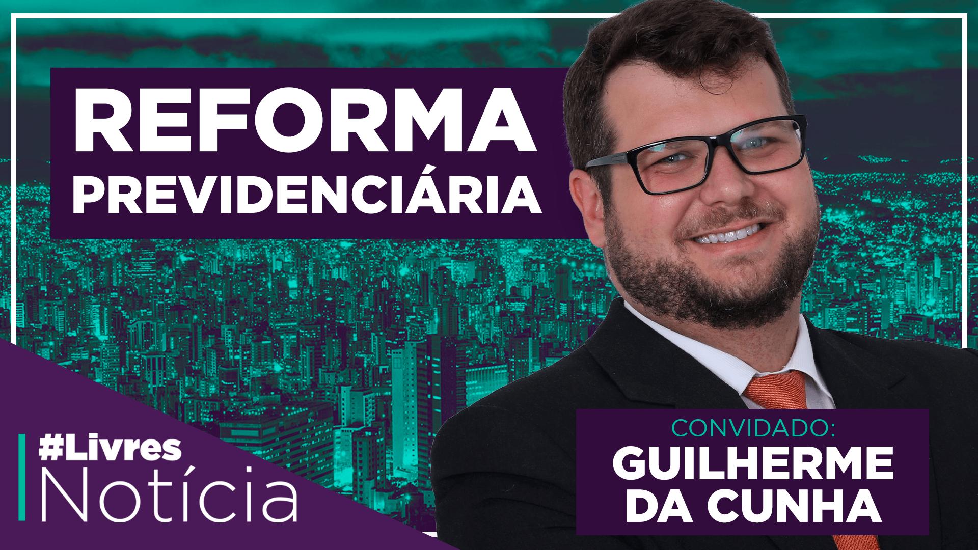 LivresNotícia AO VIVO – 08/09/2020 | Guilherme da Cunha