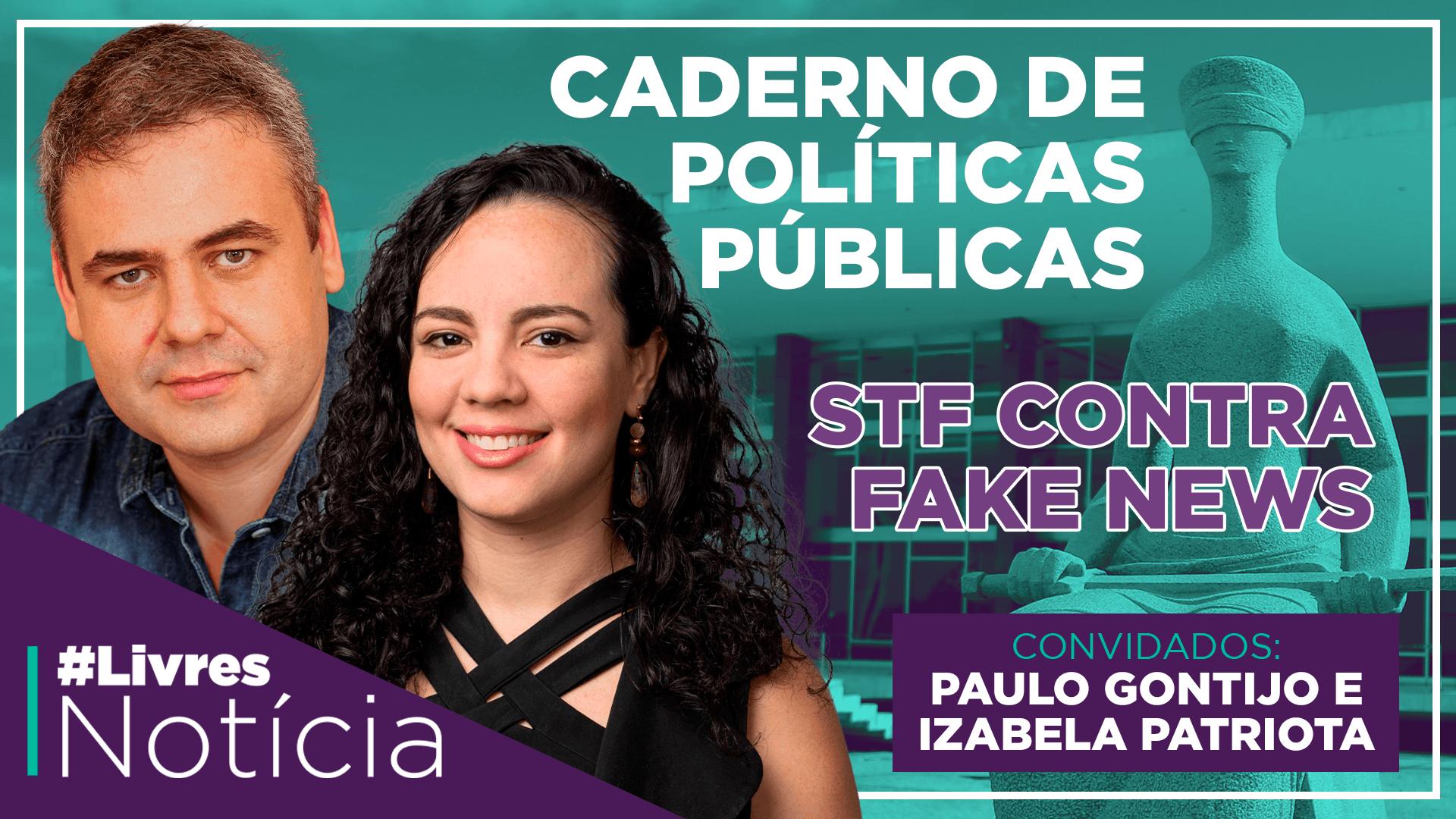 Livres lança caderno de políticas públicas | LivresNotícia AO VIVO – 29/09
