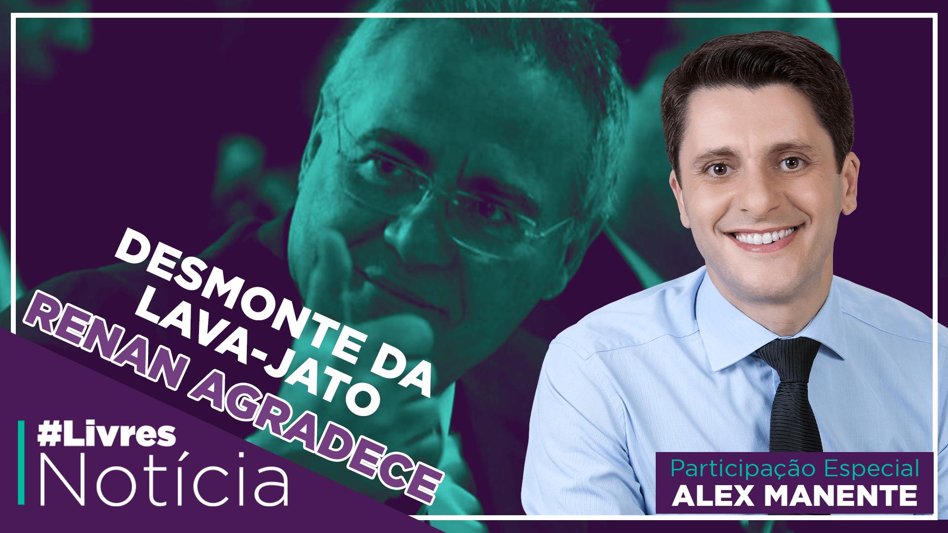 Bolsonaro acabou com a Lava Jato? | LivresNotícia AO VIVO – 07/10