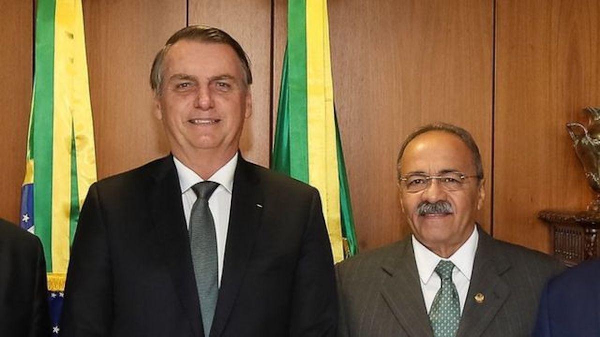 Senador Chico Rodrigues é encontrado com R$ 30 mil nas nádegas