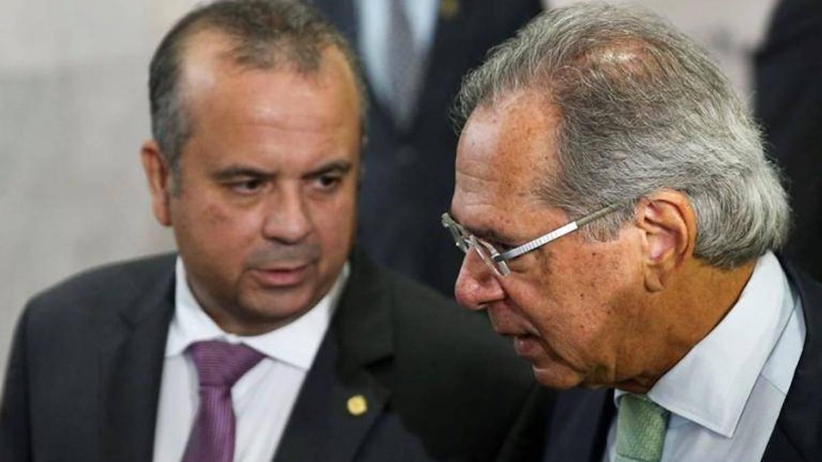 Guedes e Marinho travam novo embate com aval de Bolsonaro