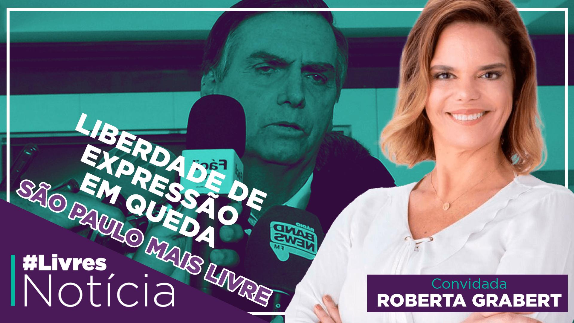 Livres entrevista a Líder Livres Roberta Grabert | LivresNotícia AO VIVO – 19/10