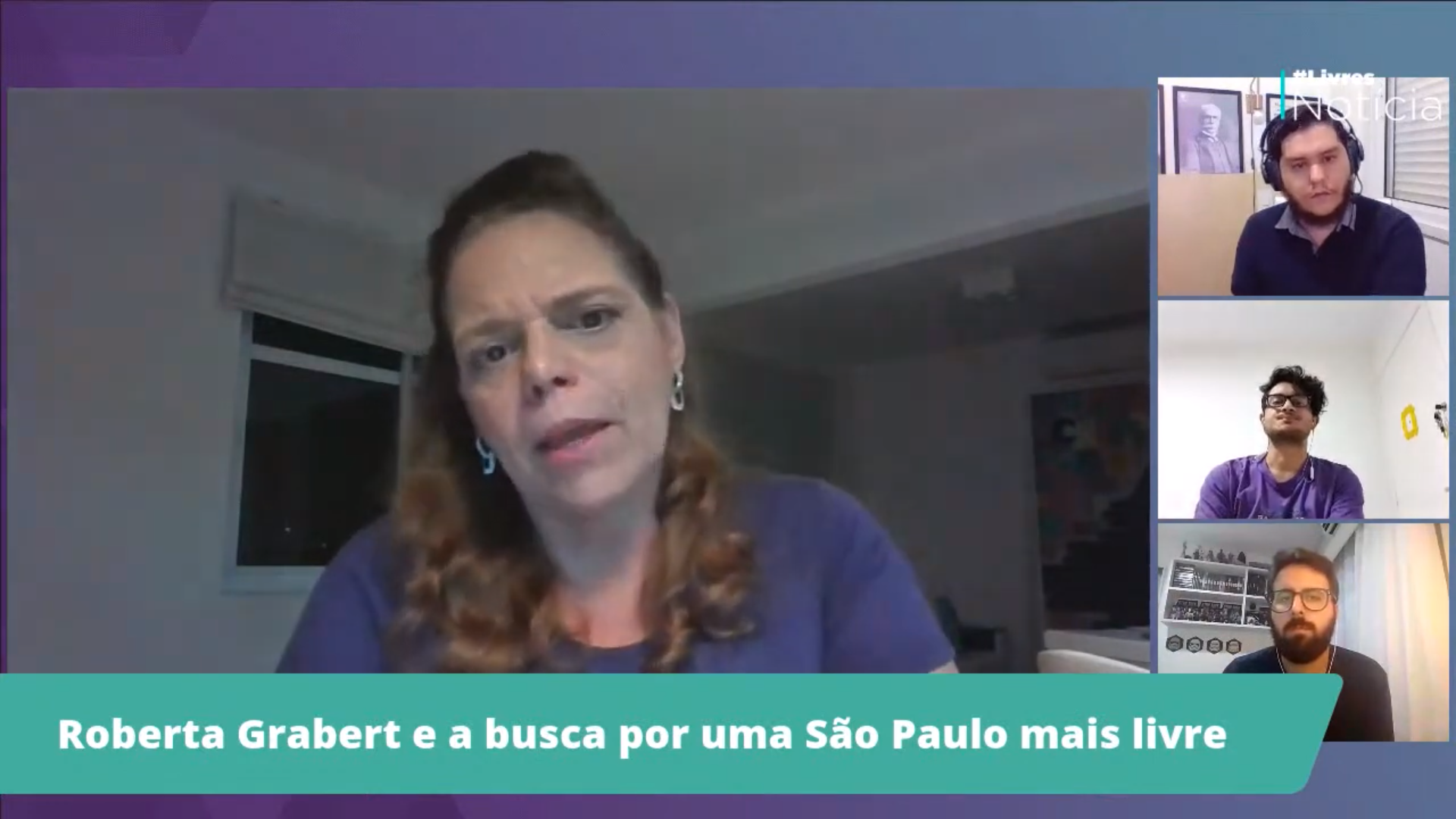 """Roberta Grabert: """"A transparência da Saúde em São Paulo é tudo menos transparente"""""""