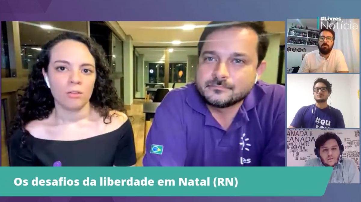"""Arthur Dutra: """"A regulação urbanística de Natal está defasada"""""""