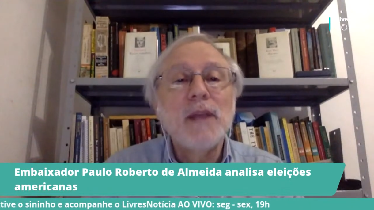 "Paulo Roberto de Almeida: ""Biden é multilateralista e vai melhorar o ambiente econômico"""