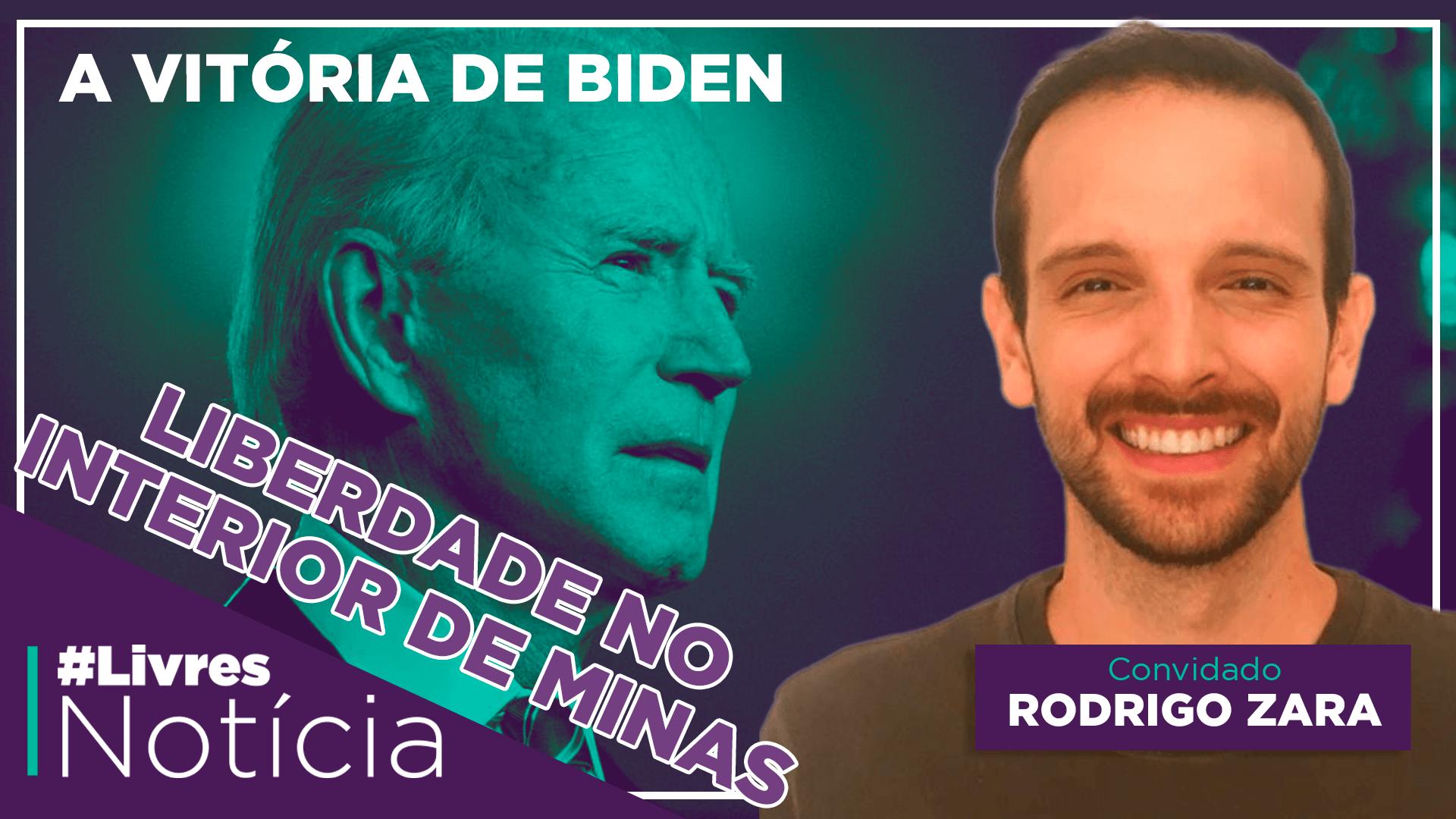 Os desafios da liberdade no interior de Minas | LivresNotícia AO VIVO – 09/11