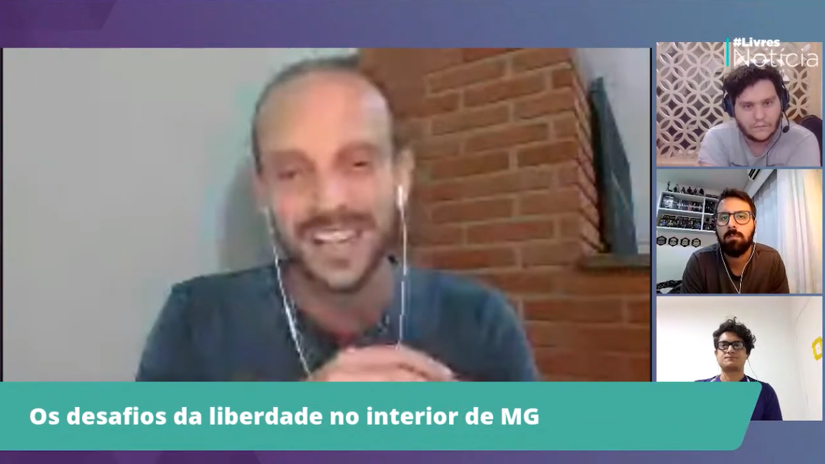 """Rodrigo Zara: """"Câmara de Conquista não pode ser apenas carimbadora de papeis"""""""